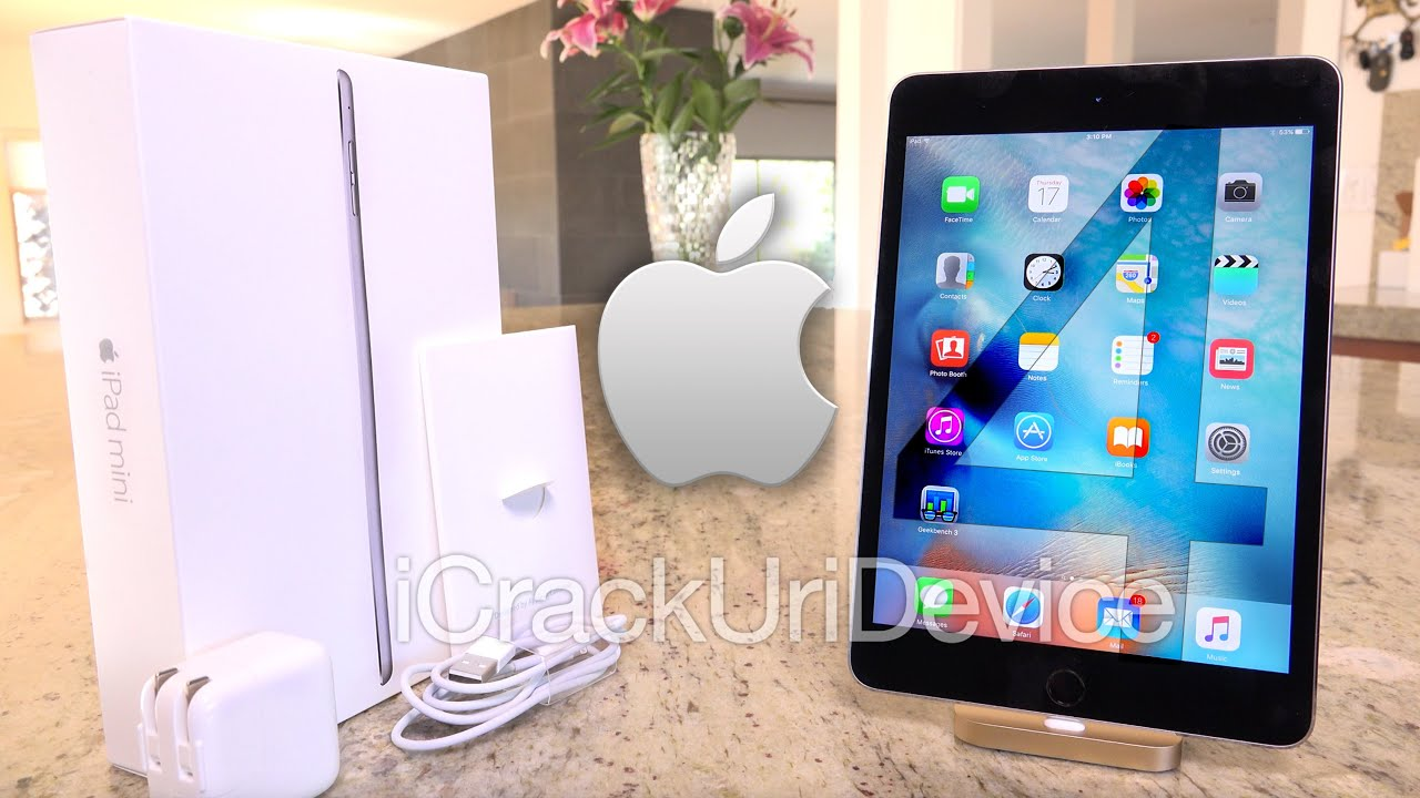 apple ipad mini 2 setup instructions
