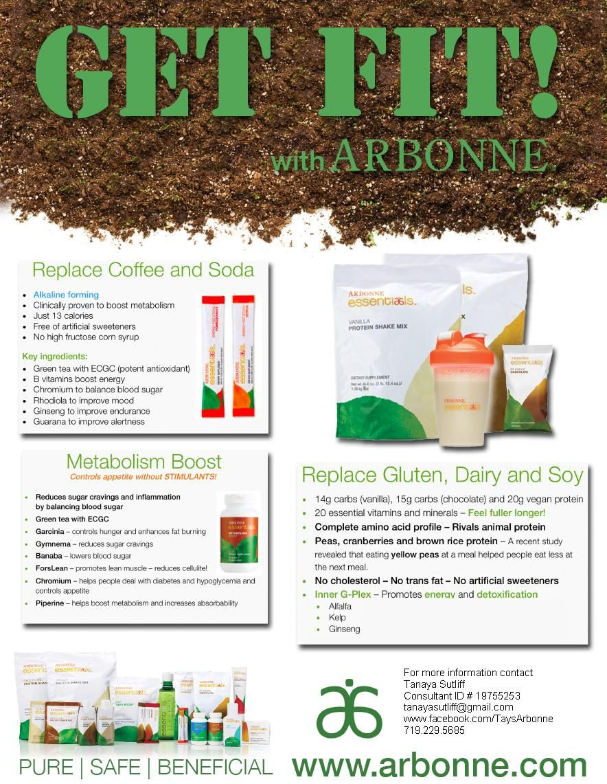 arbonne 7 day body cleanse instructions