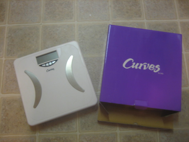 avon body fat scales instructions