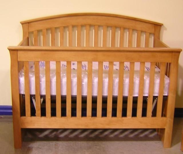 mother hubbard crib instructions