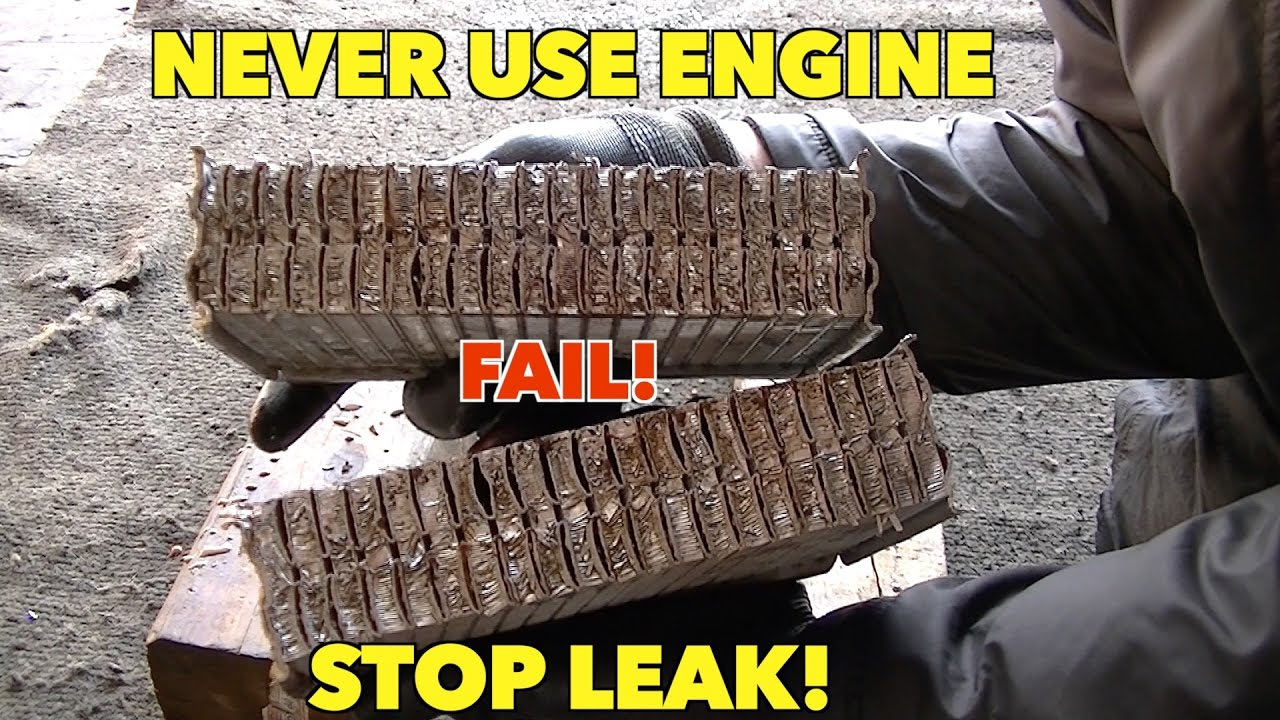 fix a leak instructions