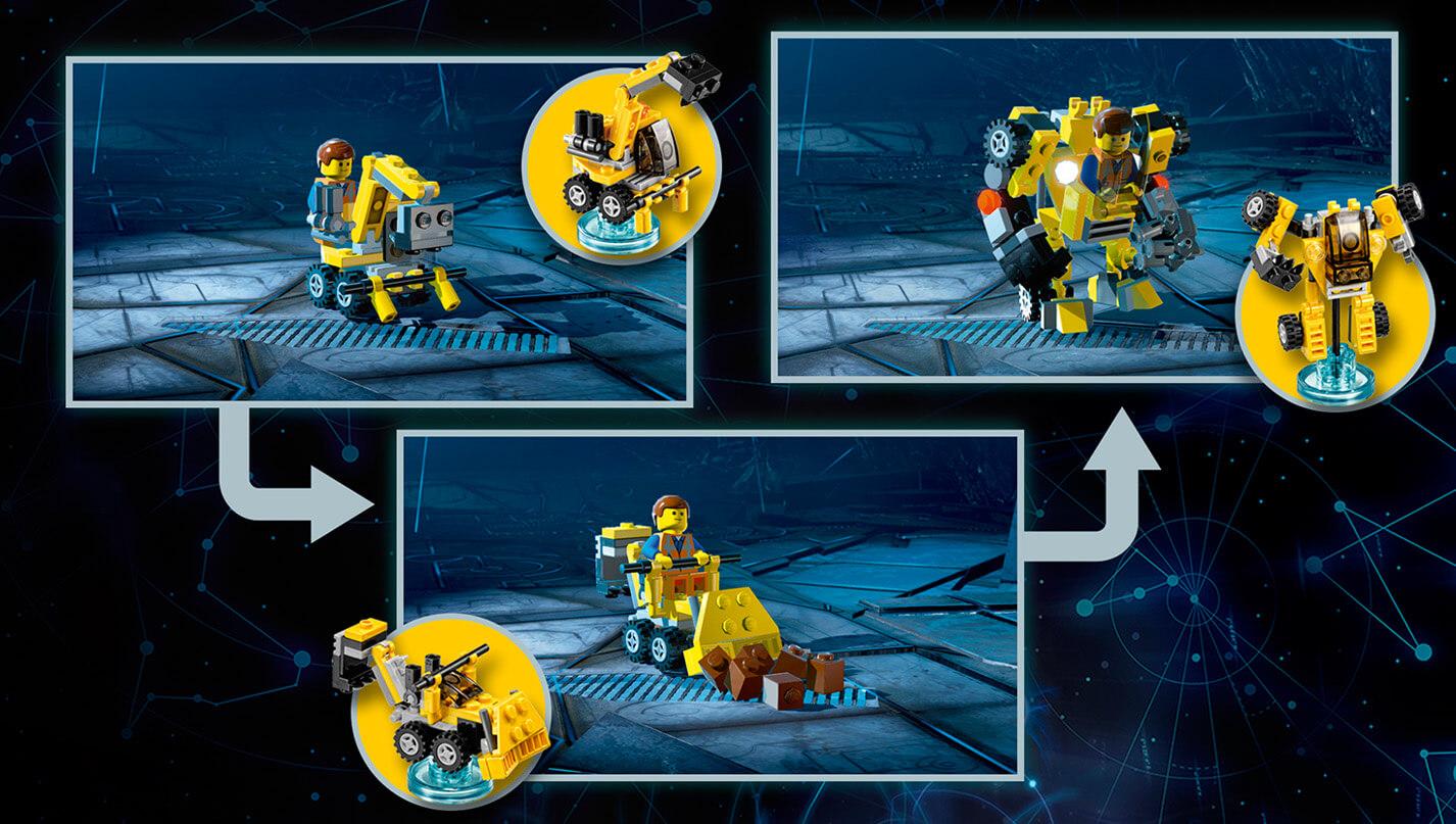 batmobile lego instructions dimensions
