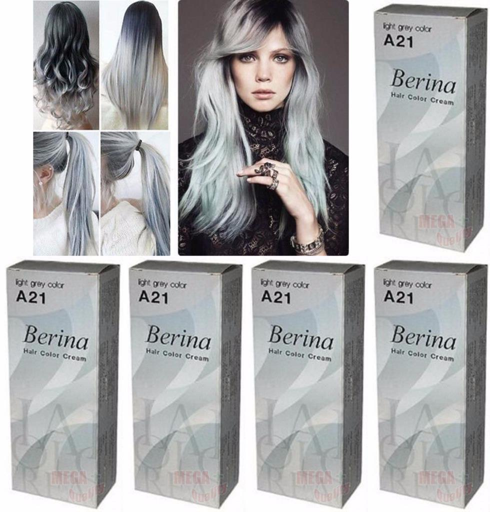 berina hair color instructions