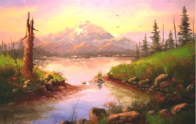 best oil painting instructional videos