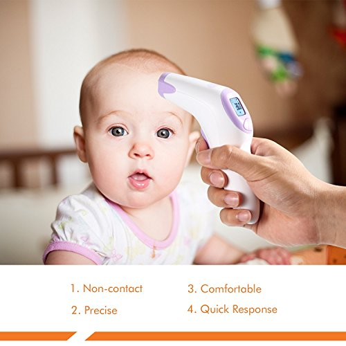 braun forehead thermometer instructions
