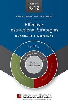 instructional design evaluation strategies