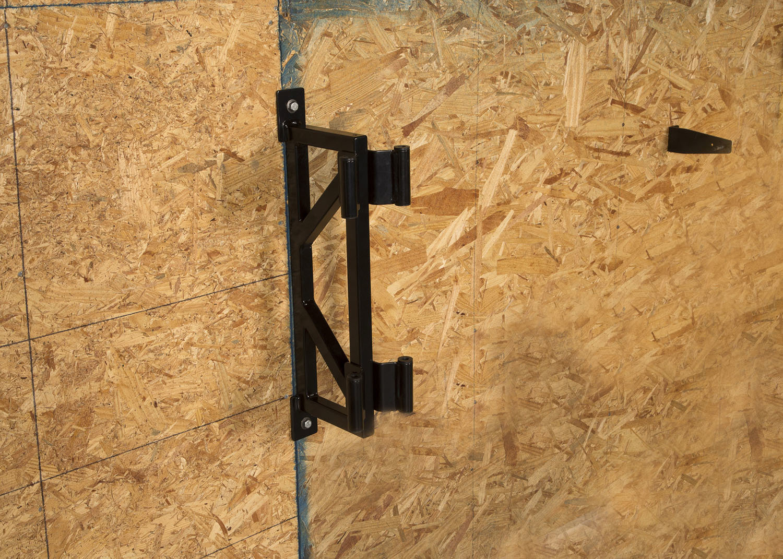cj tech wall mount instructions