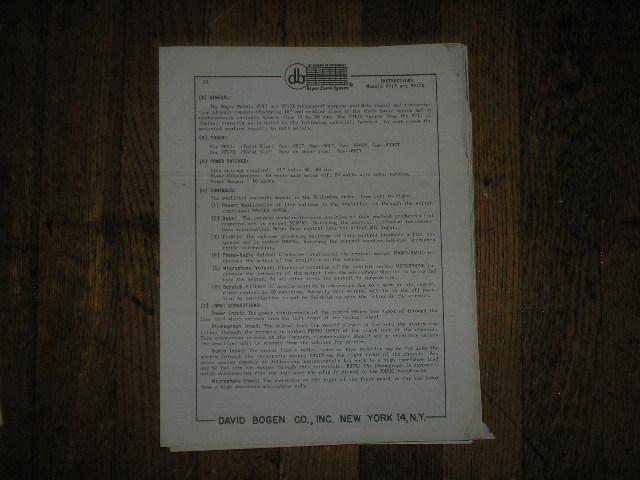 crosley record player instruction manual