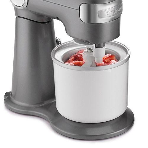cuisinart frozen yogurt maker instructions