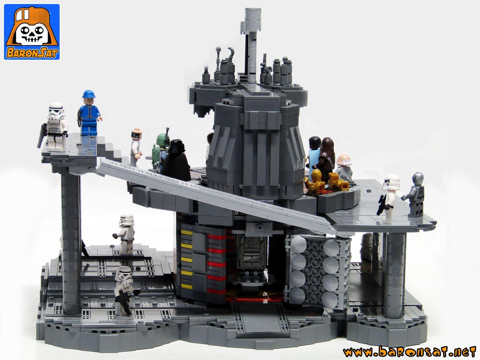 custom lego star wars instructions