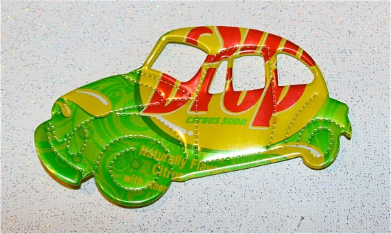 soda can car instructions