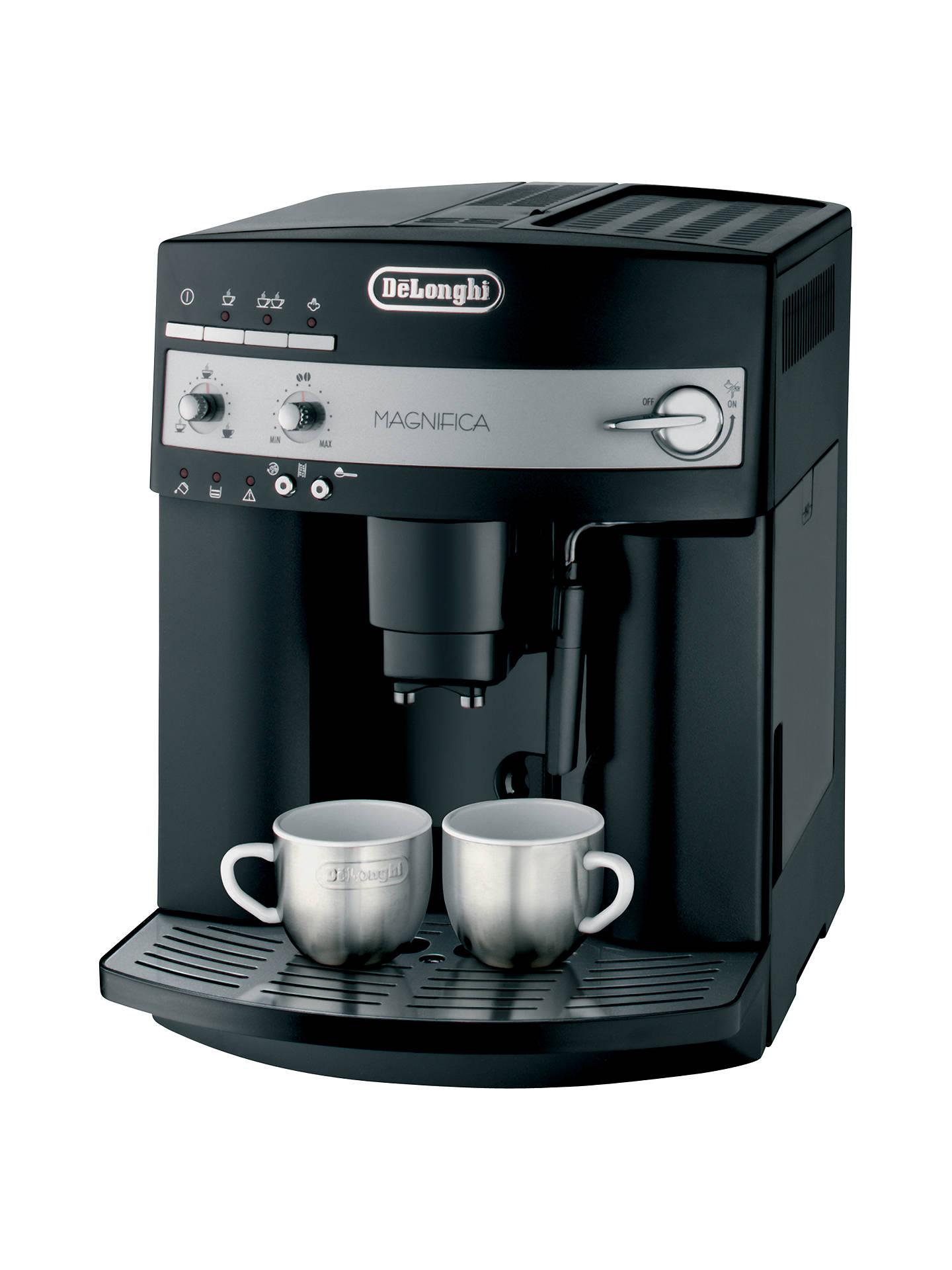 delonghi coffee machine instructions magnifica