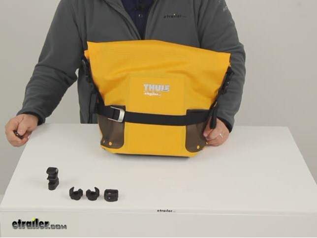 thule pack n pedal rack instructions