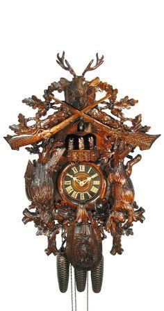original black forest cuckoo clock instructions