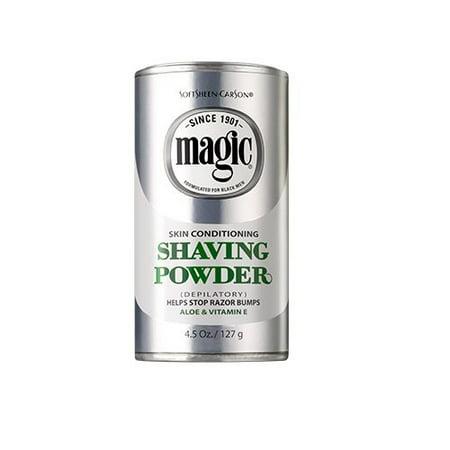 magic razorless cream shave instructions