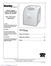 danby ice maker cleaning instructions