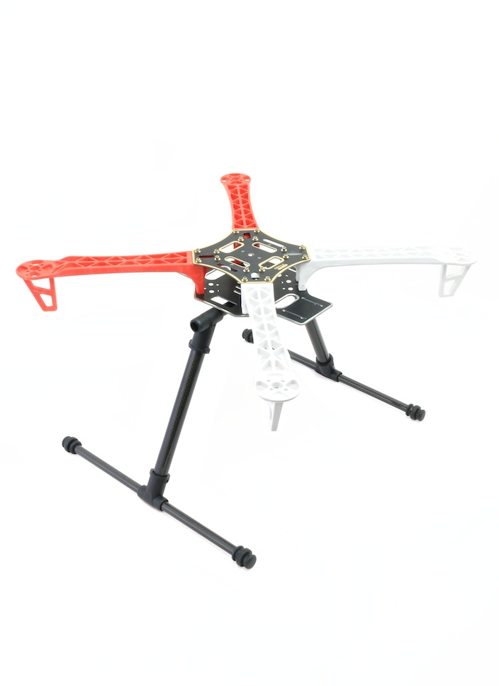 dji f450 assembly instructions