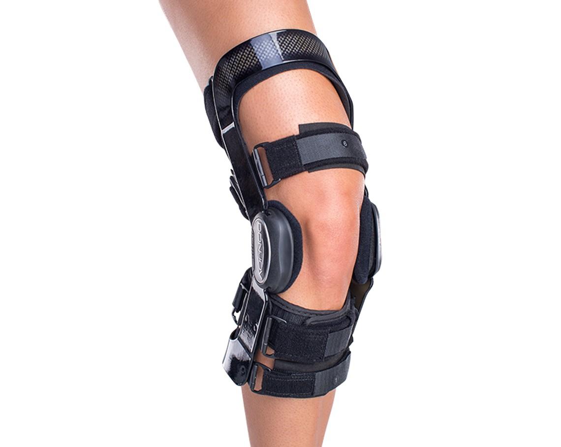 donjoy knee brace instructions