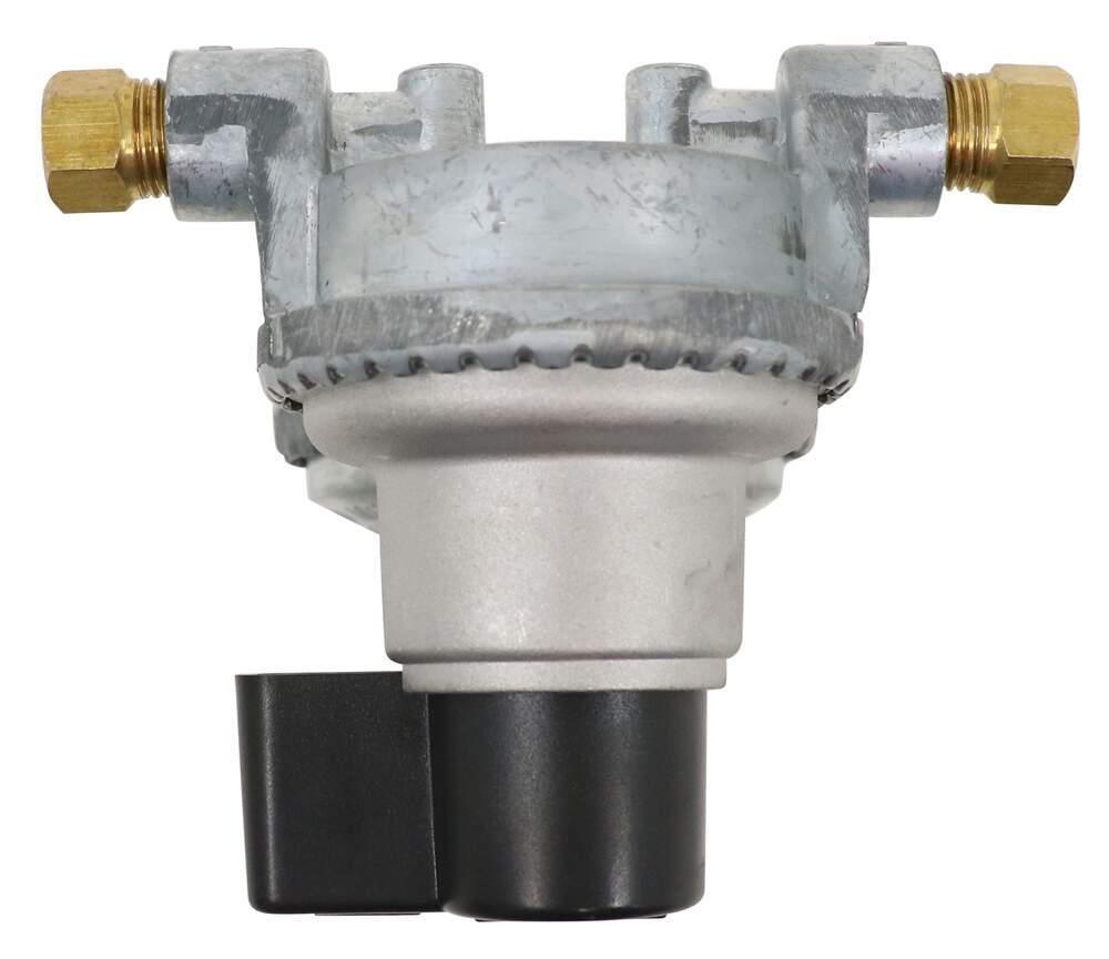 dual tank propane regulator instructions