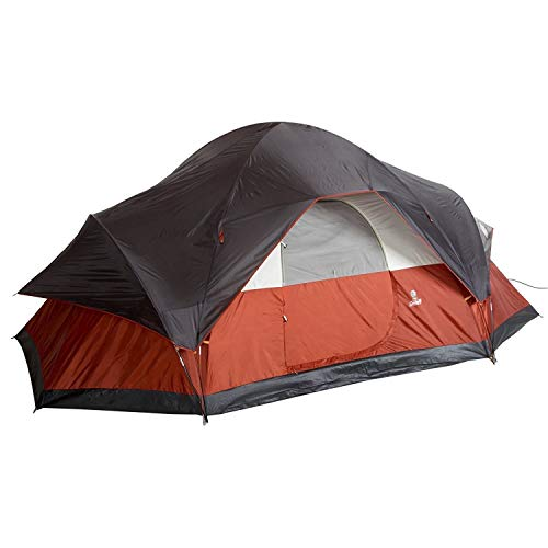 coleman 10 person tent instructions