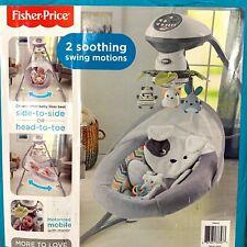 fisher price snugabunny swing instructions