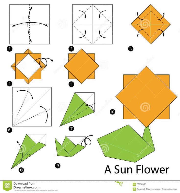 origami balloon instructions pdf