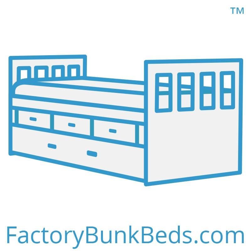 storkcraft bunk bed assembly instructions