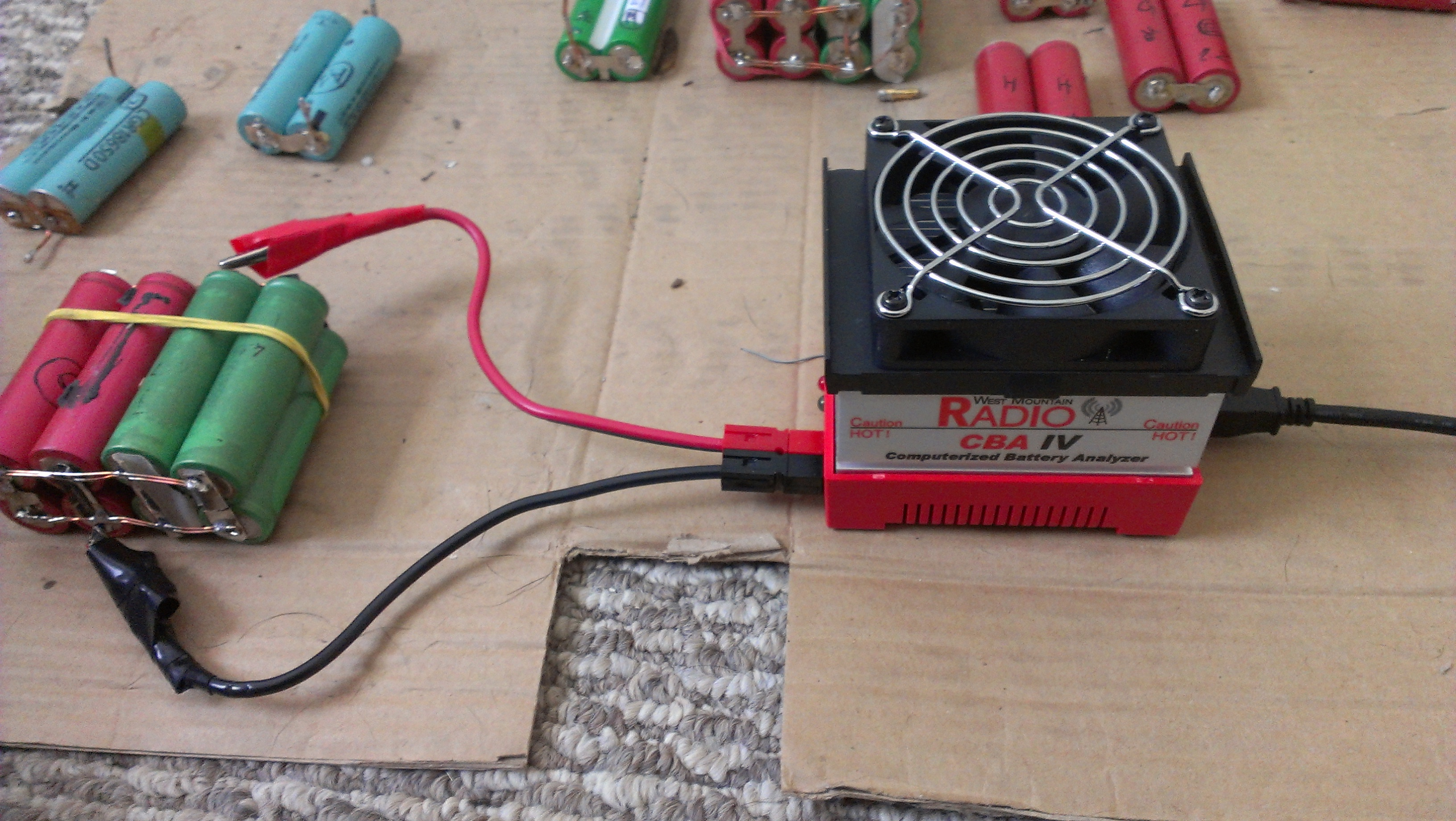 battery load tester instructions