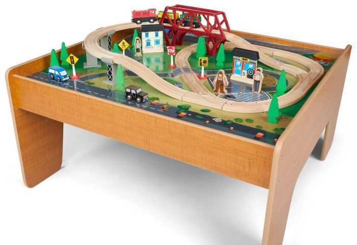 imaginarium train table instructions metro line