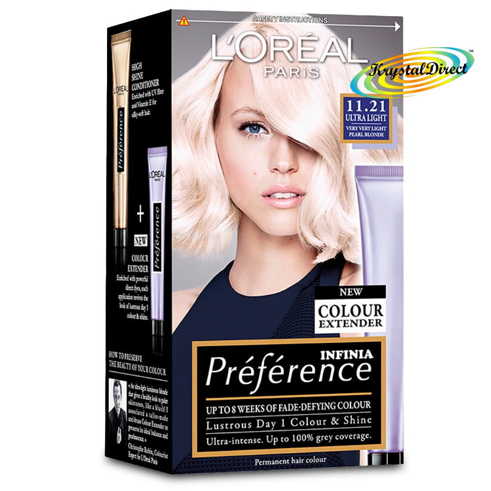 loreal excellence hair color instructions
