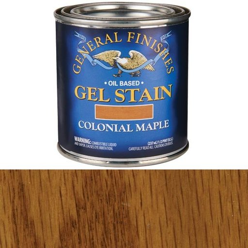 general finishes gel stain instructions