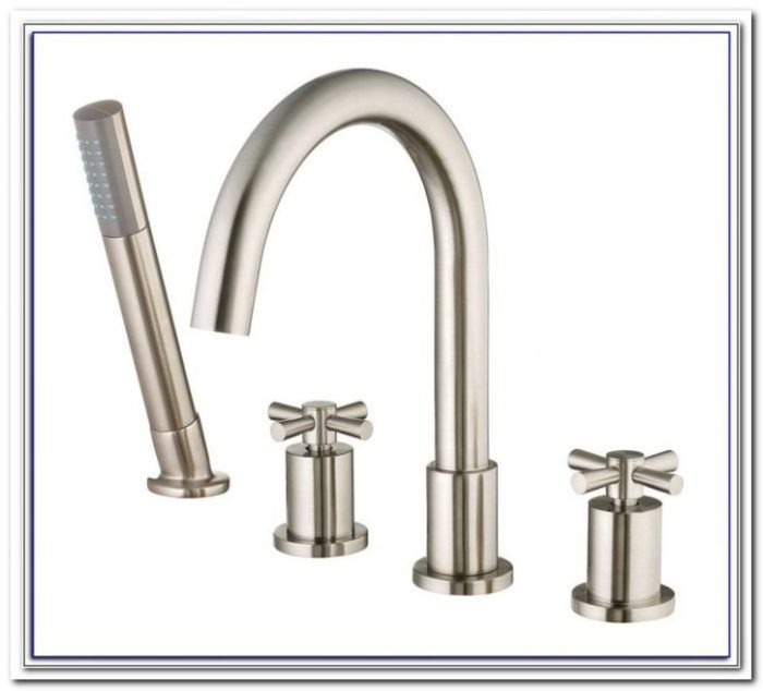 glacier bay pull down kitchen faucet installation instructions