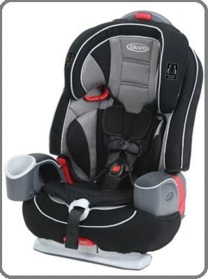 graco nautilus 3 in 1 car seat instruction manual