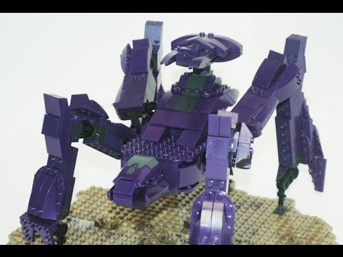 halo mega bloks scarab instructions