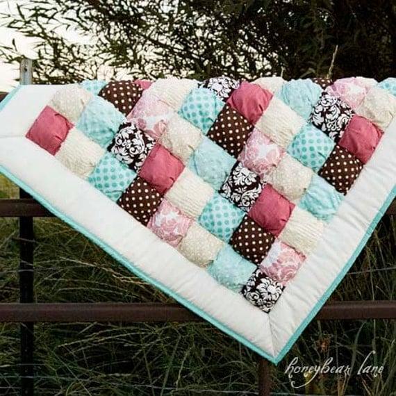 handkerchief quilt pattern instructions