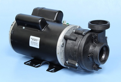 hot tub pump replacement instructions