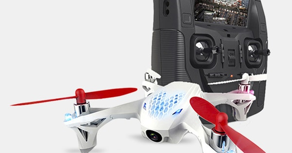 hubsan x4 camera instructions