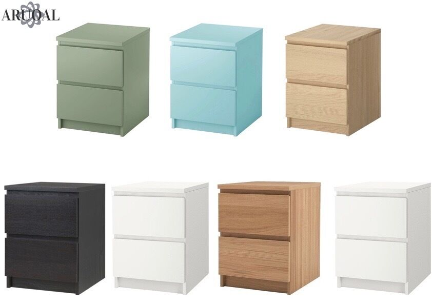 ikea malm chest of drawers instructions
