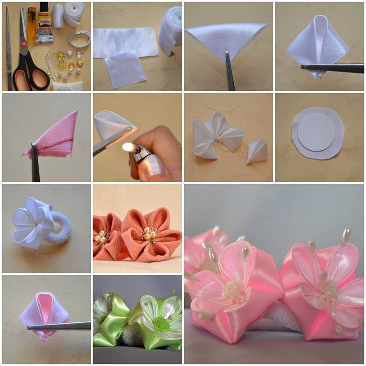 instructions for making bows with wired ribbon