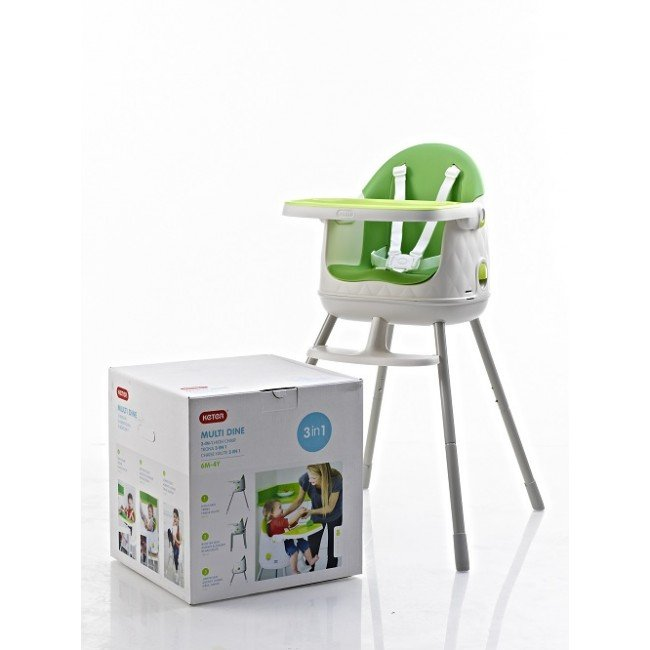 keter high chair instructions