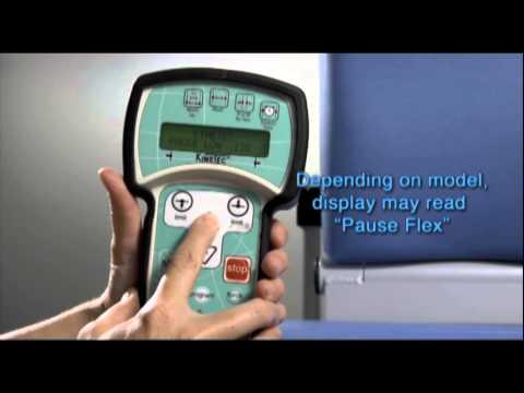 kinetec cpm machine instructions