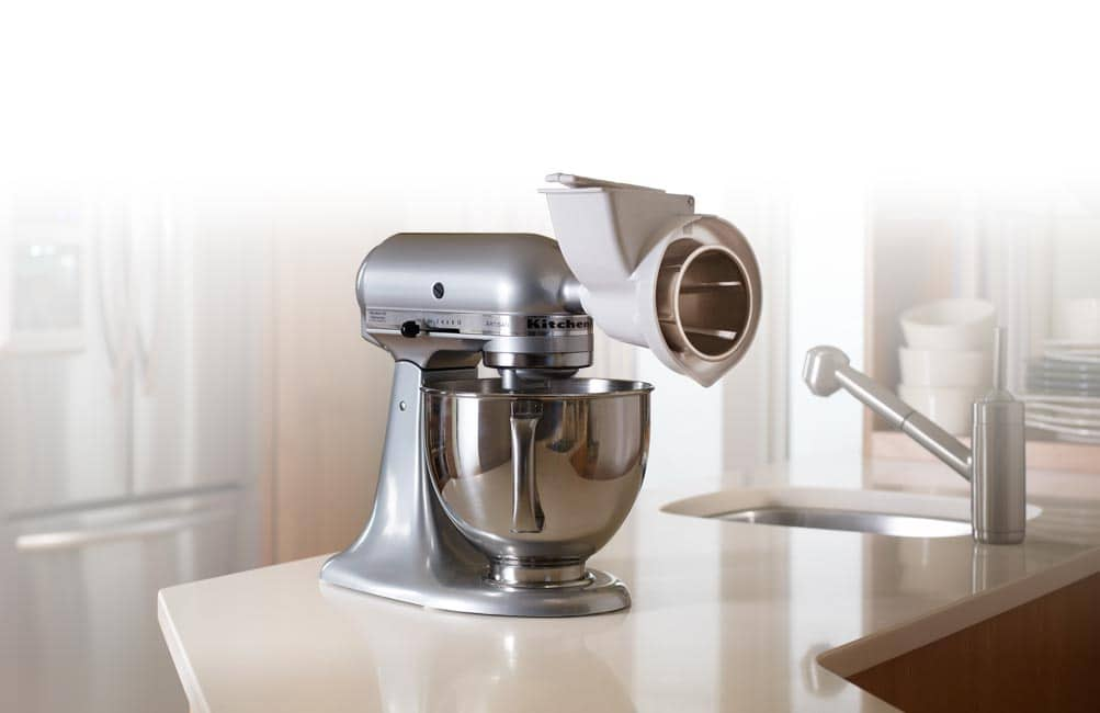 kitchenaid food processor juicer instructions