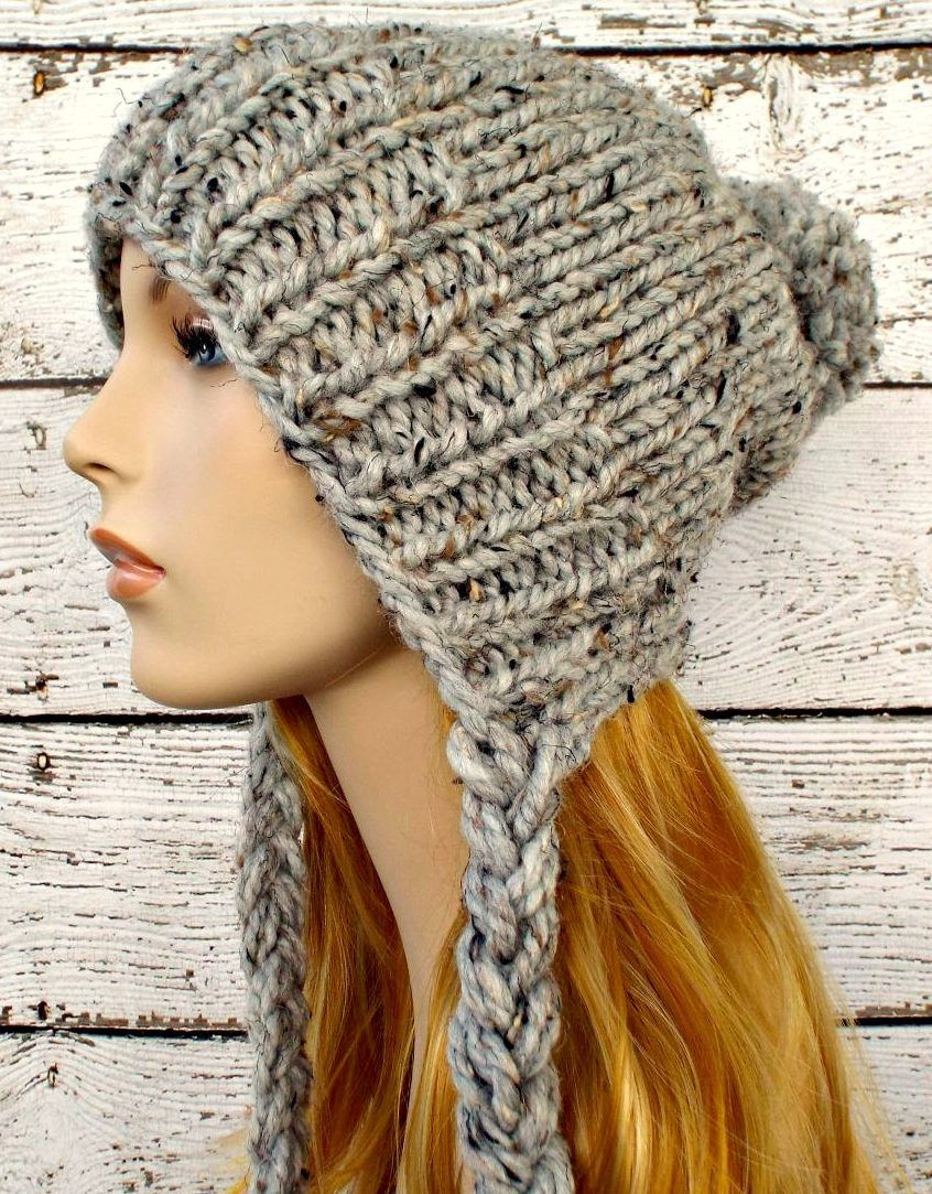 knit quick loom hat instructions