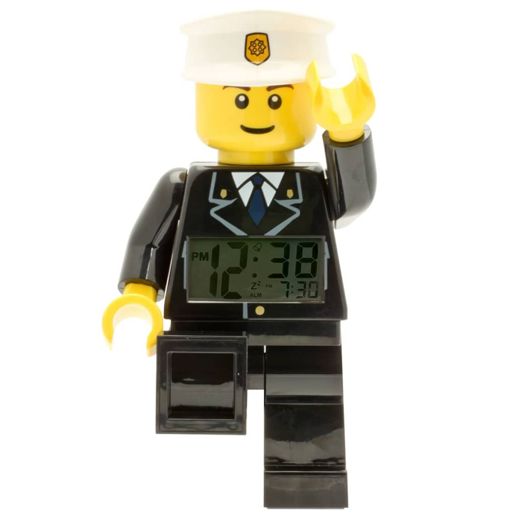 lego alarm clock instructions