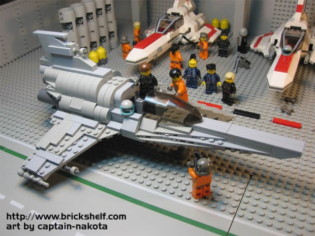 lego battlestar galactica viper instructions