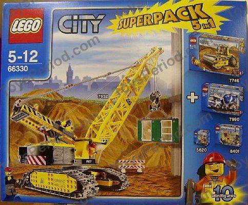 lego city 7633 instructions
