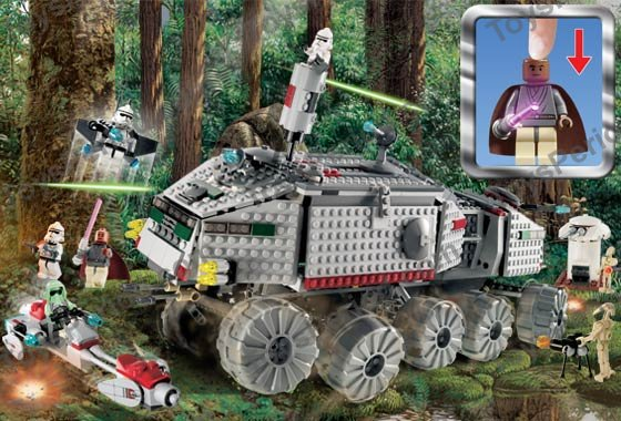 lego clone turbo tank instructions