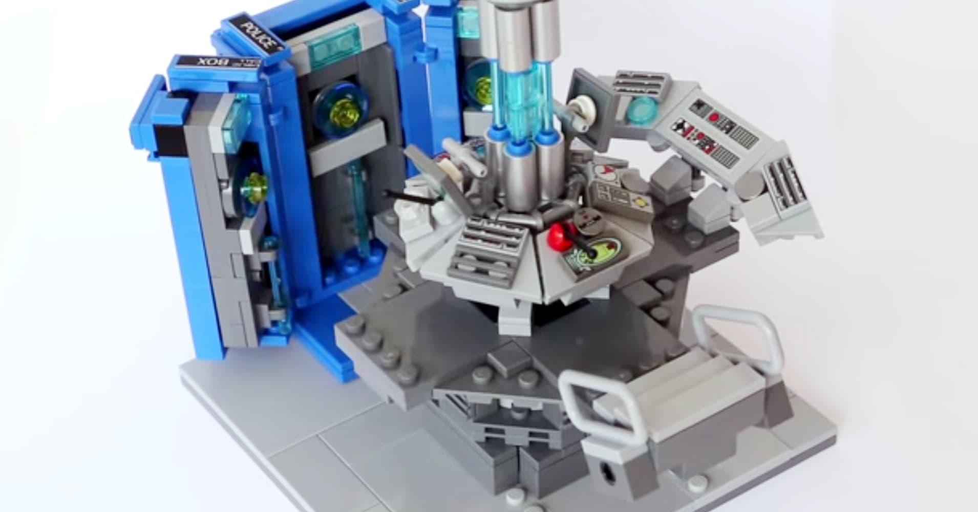 lego model instructions online