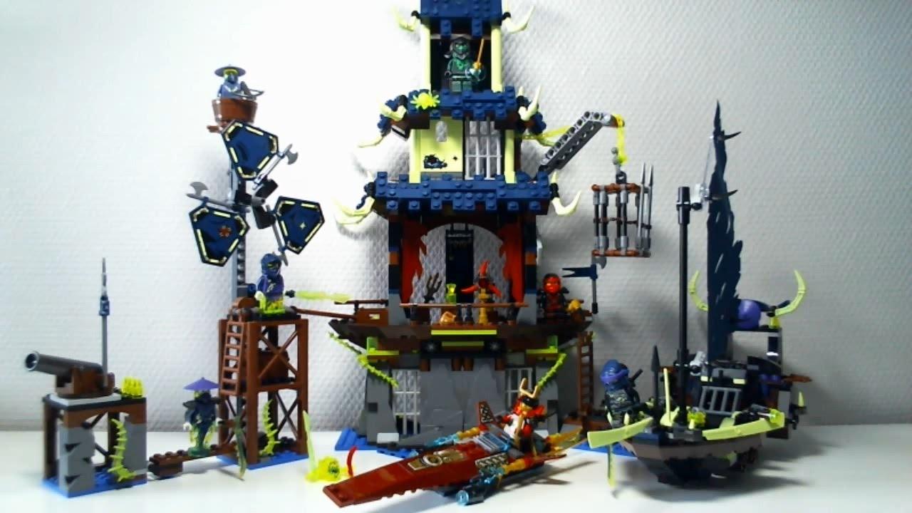 lego ninjago city of stiix instructions