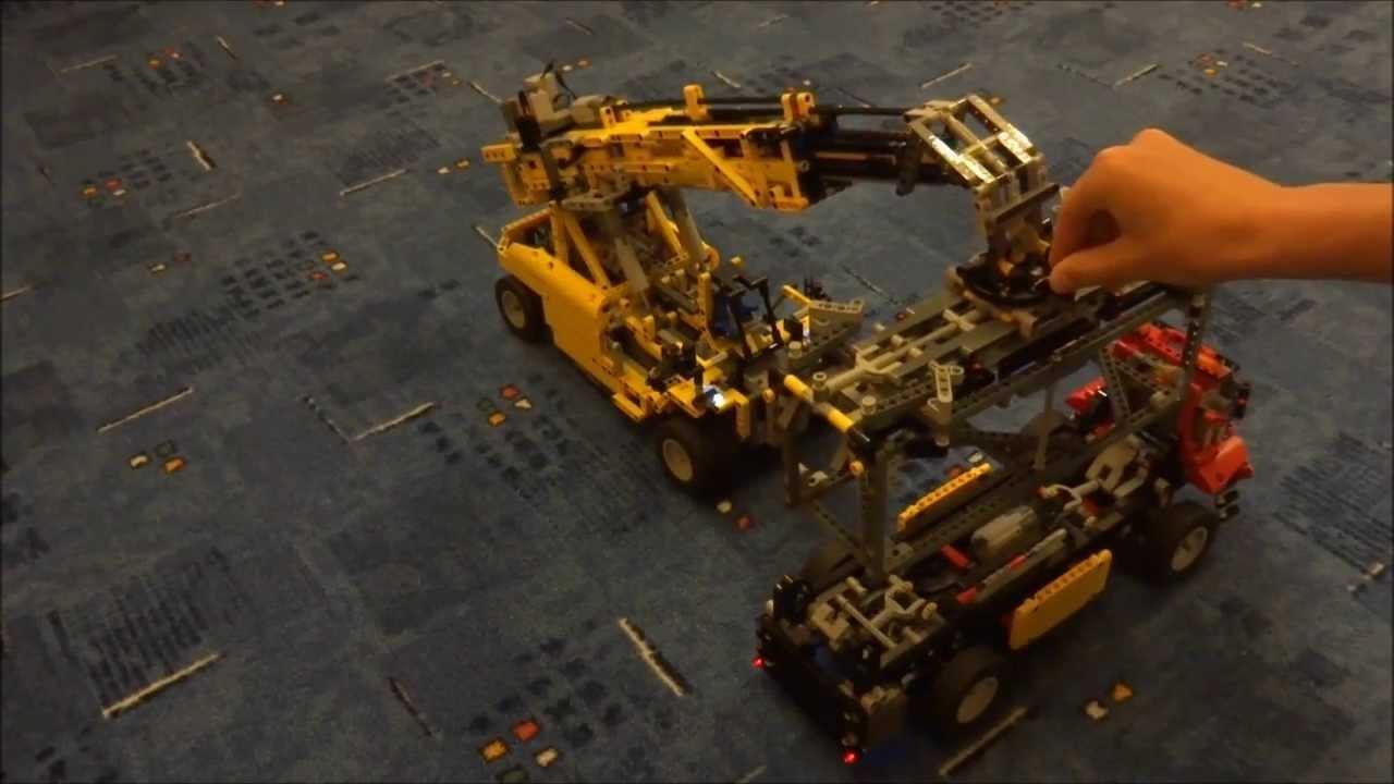 lego technic 42009 b model instructions